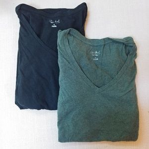 Set of 2 Maternity, Fitted T-Shirts